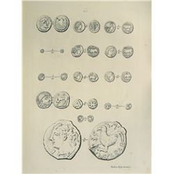 Minervini's Rare Osservazioni Numismatiche