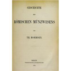 Mommsen's Original History of Roman Coinage