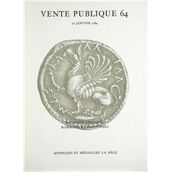 Münzen & Medaillen Basel Sales