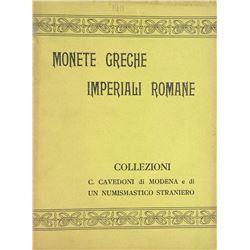 Ratto's Rare 1911 Cavedoni Sale