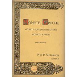 Rare Catalogue of the Banco Italiana di Sconto Collection