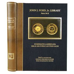 One of Twenty Deluxe Combined Edition Ford Library Sales