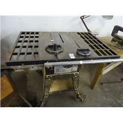Ohio Forge Table Saw