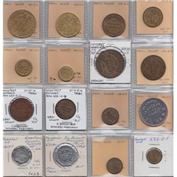 Ontario Trade Tokens - Lot of 16 Grey County trade tokens