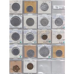 Ontarion Trade Tokens, Kent County - Lot of 17 Chatham trade tokens