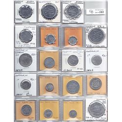 Ontario Trade Tokens, Muskoka District - Lot of 24 Huntsville trade tokens