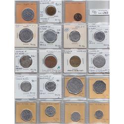 Ontario Trade Tokens - Lot of 23 Waterloo County trade tokens
