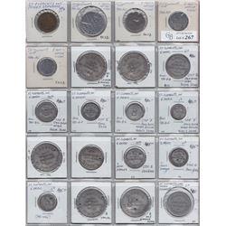 Ontario Trade Tokens - Lot of 24 Waterloo County trade tokens