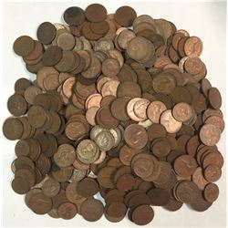 World Coins - Australia - Large lot of Coppers