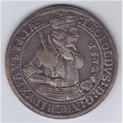 World Coins - Austria, Thaler1632