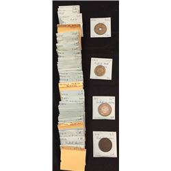 World Coins - British Guinea, British Honduras, British North Borneo, British West Africa - Lot of 1