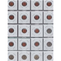 World Coins - Estonia - Lot of 31 Coins