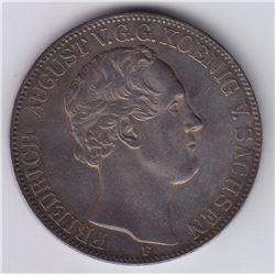 World Coins - Germany, 2 Thaler 1851