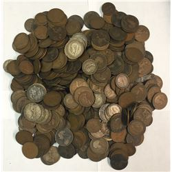 World Coins - Great Britain - Lot of Coppers