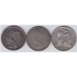 World Coins - Guatemala - Lot of 3 Pesos