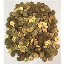 World Coins - Mexico - Lot of Poundage