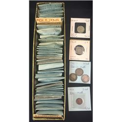 World Coins - Netherlands- Lot 156 Coins