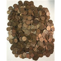 World Coins - New Zealand - Large Lot of Coppers