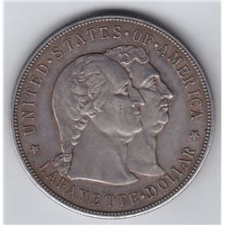 World Coins - United States of America Lafayette Silver Dollar, 1900
