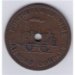 Br 530. Montreal & Lachine Railroad Company.