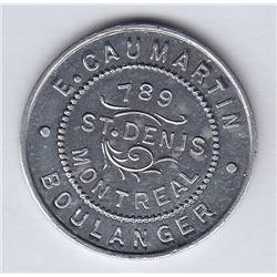 Br 658. E. Caumartin's Token