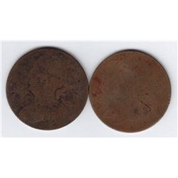 Blacksmith Copper. Wood 13. Lot of 2.