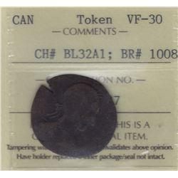 Wood 19. BR 1008. CH BL-32A1.