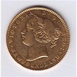1865 Newfoundland $2