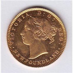 1882H Newfoundland $2