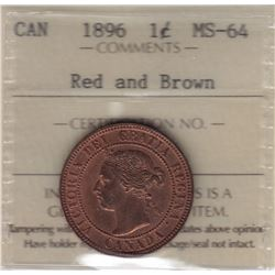 1896 One Cent