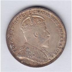 1910 Twenty Five Cents