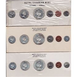 1960 Proof Like Sets - Lot of 5