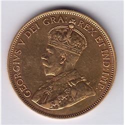 1912 Gold Ten Dollars