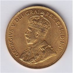 1913 Gold Ten Dollars