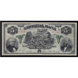 1920 Imperial Bank $5
