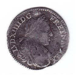 Br 502. 5 Sols, 1670 A. (Paris)