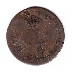 Br 509. Billon Sol of 12 Deniers. 1748 A. (Paris).