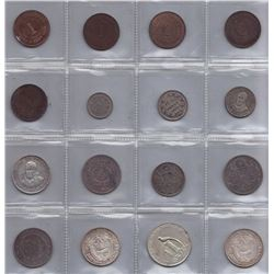 Central America - Lot of 16