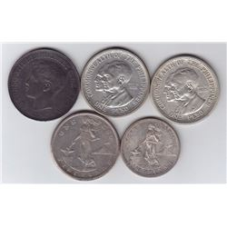 Philippines - Lot of 5