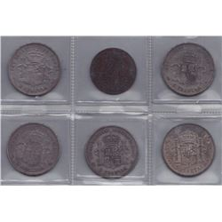 Spain - Lot of 6