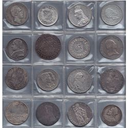 World Crowns - Lot of 16