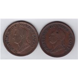 Nova Scotia Tokens.