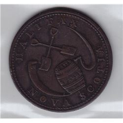 Nova Scotia Token, 1816