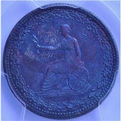 Lower Canada Half Penny 1815