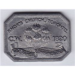 Canada West Communion Token