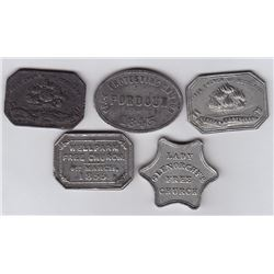 World Communion Tokens