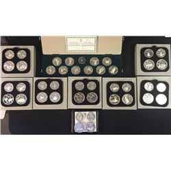 1976 & 1988 Canada Olympic Coins