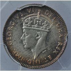 1938 Newfoundland Five Cents