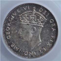 1945C Newfoundland Five Cents