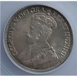 1912 Newfoundland Ten Cents